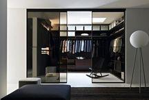 Clóset master room