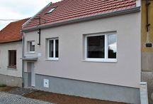 RD Brno Bosonohy / Prodej RD po kompletní rekonstrukci, návrh a realizace ve spolupráci s naší bytovou architektkou