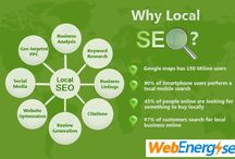 search engine optimization / #LocalSEO can help you to drive more organic traffic to your #website. Great lasting returns at affordable prices.