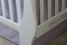 diy crib bedding / by Crystal Miller