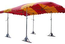 Modular Umbrellas & Clearspan / Modular & Clearspan