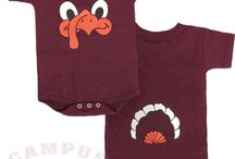 For Little HokieBirds / Licensed Apparel for Future Hokies