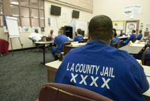 Education Based Incarceration (EBI) / Focused on deterring/mitigating crime by investing in its offenders through education and rehabilitation. / by Los Angeles County Sheriff's Department