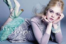 Elle Fanning / Favorite photos of one of my favorite young actresses, Elle Fanning.