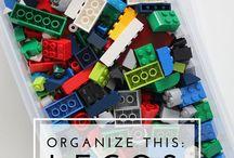 Organise legos