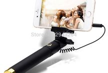Universal Selfi Stick Wired Extendable ,free shipping sale off