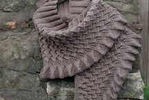 Knit-Warm Neck&Shoulders / by Sascha