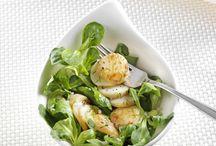 Les entrées Florette qui vous inspirent / Retrouvez toutes les recettes Florette sur http://florette.be/fr/salad-recipes/