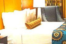 where my body sleep / hostels, hotels and where I love to sleep.