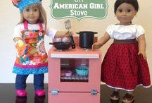 American Girl Dolls/crafts / food, clothing, accessories, for 18in dolls
