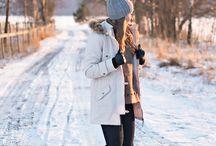 winter look book