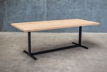 Houten tafel - Anders Style