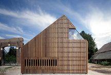 Cladding ideas / Warnock St residence