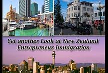 New Zealand Entrepreneur Immigration