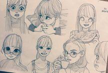 Animated Portraits