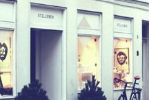 . cafe \ display \ shop . / by Jane U.