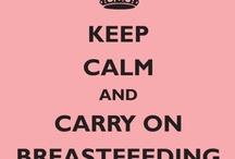 breastfeeding <3 / by Rebekah Hurwitz