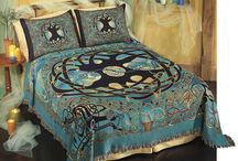 Wicca bedding