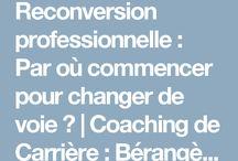 Changer de carrière