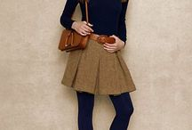 skirts & boots