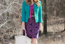style || Working Girl : pencil skirts