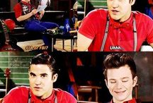 Criss fucking Colfer (CC is on)
