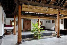 Kerala Courtyards