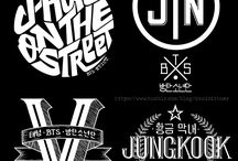 BTS name!Bang Bangtan!