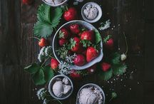 Food photo - strawberries