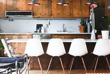 Home Style Inspo / modern and textural design / by Jacqui Lee