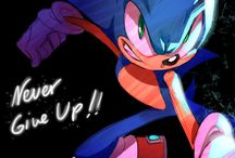 Sonic the Hedgehog / AWESOME