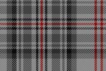 Escocia Tartanes