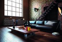 GILSA - Salas de Estar/Living Rooms / Conoce los diseños de nuestras marcas exclusivas