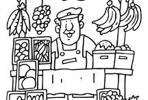 markt/supermarkt