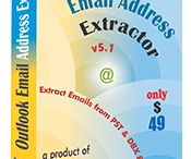 Outlook Email Extractor / We provides #Outlook_Email_Address_Extractor Software at Best Price. Outlook email extractor can extract email Address in bulk from outlook & outlook express.