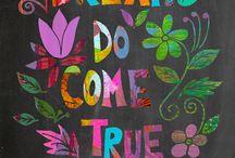 Inspirational: Hope, Prayer, Trust, Joy, Positivity.....