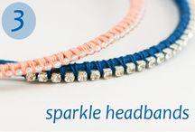 No sew headband tutorials