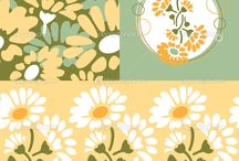 Vintage Wallpaper Design Inspirations / by Michelle : Through My Lens Photography