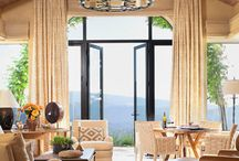 Beautiful Neutral Rooms / Beautiful decorating ideas for room with neutral colors and luscious textures