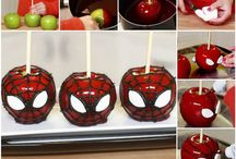 I Want Candy....Apples!