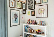 Kids Room decorating / Decorating