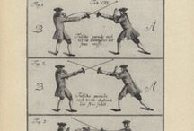 hema / Historical European Martial Arts. You know. Because swords are cool.