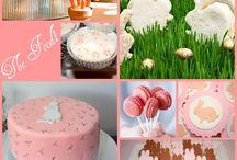 Bunny Birthday Party / Birthday party idea, bunny birthday theme, kids birthday party