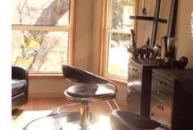 At-Home Salon / by Alexa Rochford