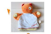 bébé 9 - Doudou peluche - SOS doudou