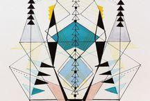 geometric inspo