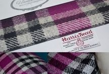 HARRIS TWEED CLOTH by HANDMAIDEN UK / Authentic Harris Tweed for sale by  HANDMAIDEN UK www.ukhandmaiden.co.uk