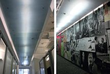 Ceilings | Bonded Series | Panelite Translucent Honeycomb Panels