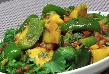 Amazing Capsicum recipes / Here are amazing recipes made with capsicum.