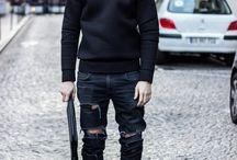 His Fashion / by Amani Minter